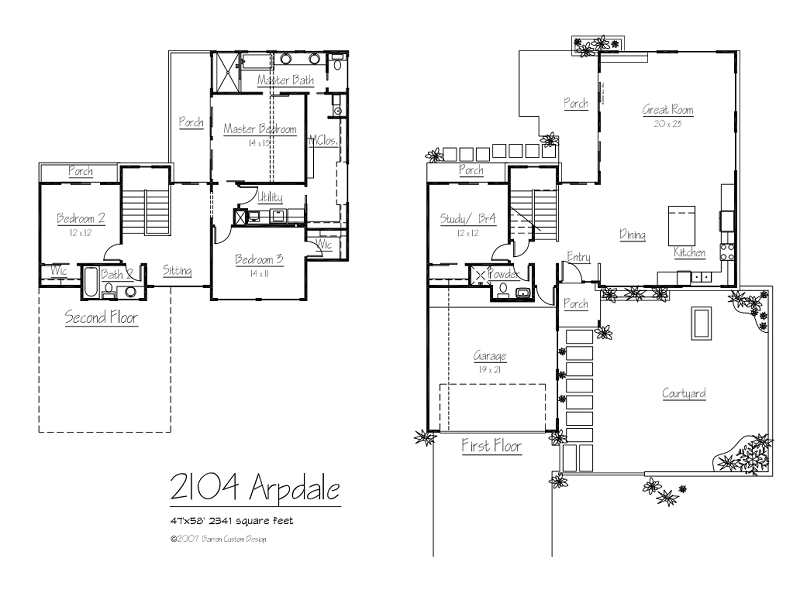 Awesome 21 Images Custom Homes Floor Plans Home Building