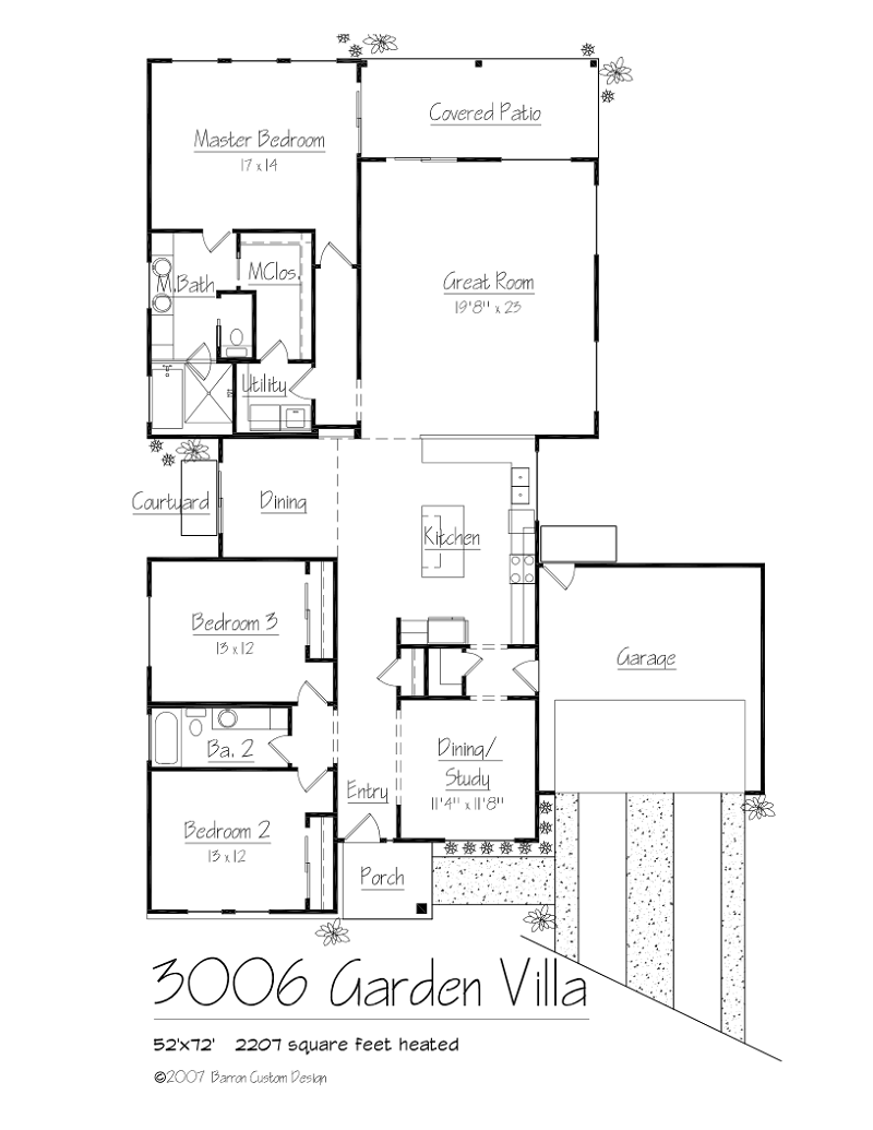 Garden House Plans : Nursery layout floor plans school plan